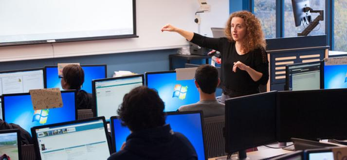innovation in the classroom at Buffalo State College